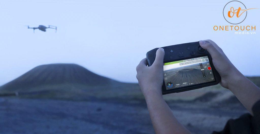 Công nghệ OcuSynce 2.0 giúp chất lượng truyền tải hình ảnh tốt nhất trong phạm vi 8km