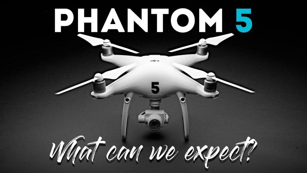 DJI sẽ tung Phantom 5 vào quý 1/2019