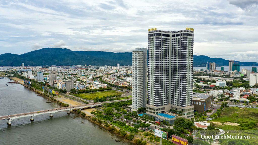thiết bị bay flycam cao cấp chuyên nghiệp tại Đà Nẵng, flycam dự án bất động sản