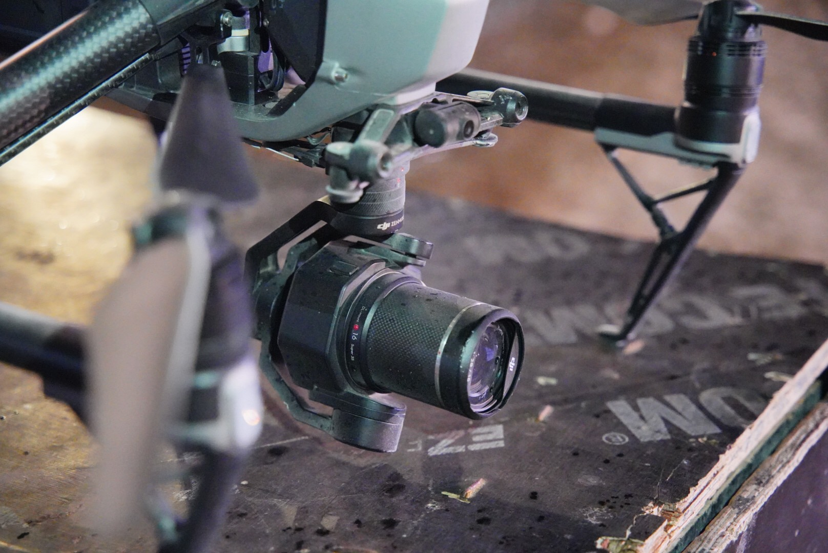 Flycam inspire 2 quay RAW 6K tại TP. Hồ Chí Minh