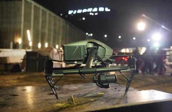 Flycam chuyên nghiệp - Flycam inspire 2 quay RAW 4K - 6K RAW