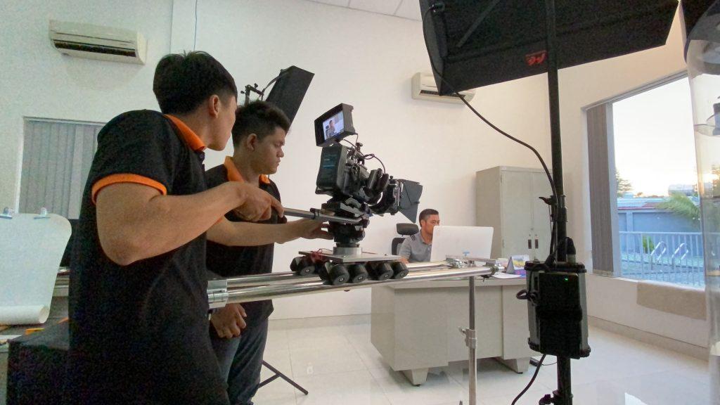 Sản xuất TVC doanh nghiệp